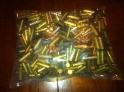 357 Magnum Brass 250+ Piece Count