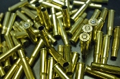 Unpolished 30-30 Brass 100 Pieces