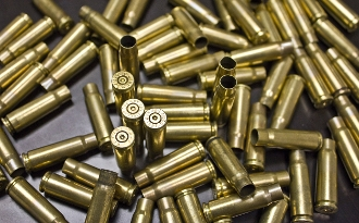 Unpolished 7.62 x 39 Brass 500 pieces