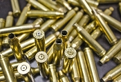7mm-08 Brass 100 Pieces