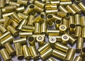 38 S&W Brass 100 Pieces